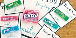 Give Extra Get Extra Printable With #ExtraGumMoments