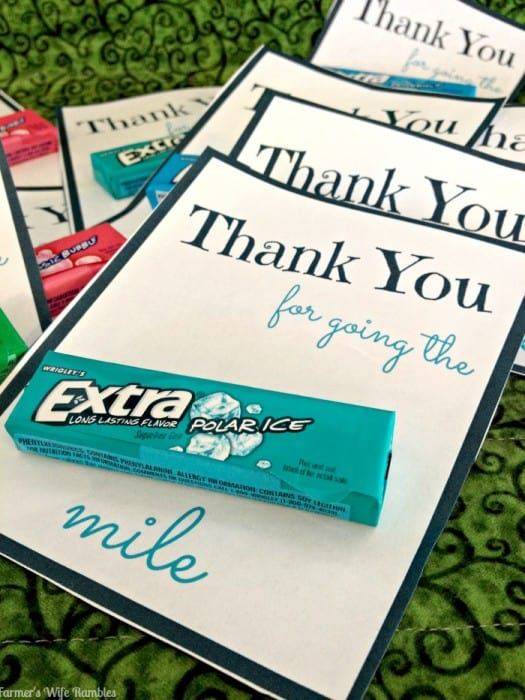 Give Extra Get Extra Free Printable