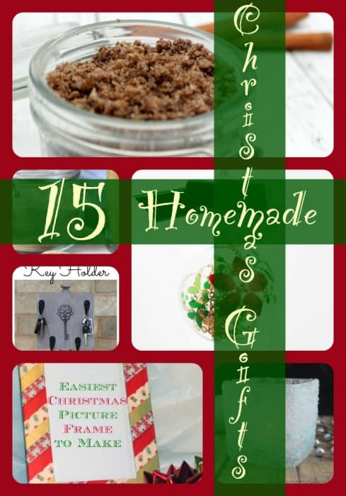 15 homemade Christmas Gifts