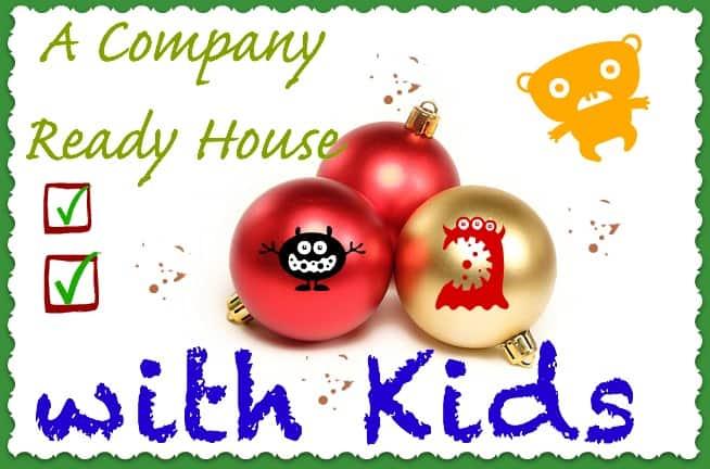 A company Ready House with Kids
