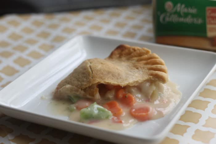 Marie Callender Family Size Chicken Pot Pies #PotPiePlease