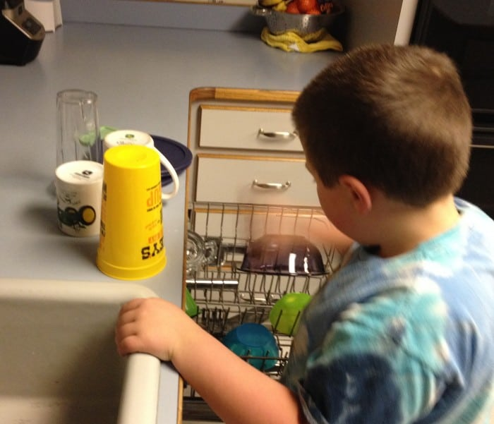 House Cleaning Tips With Kids