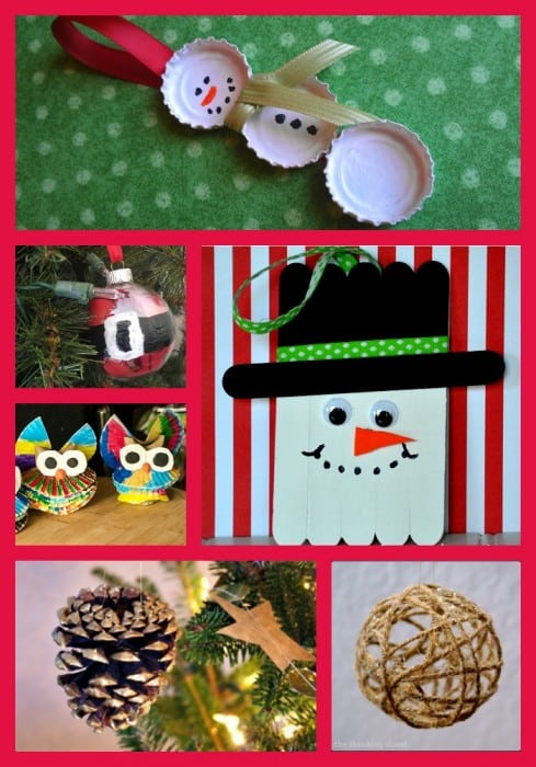 Handmade Ornaments That Make Fun Gifts
