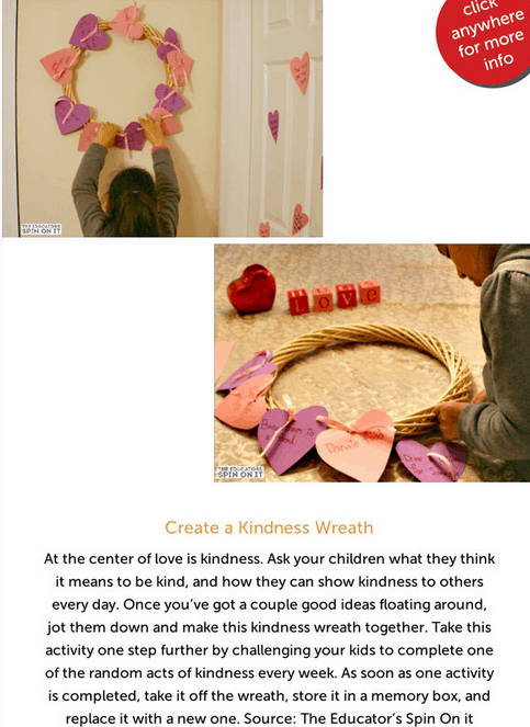 Kindness Wreath