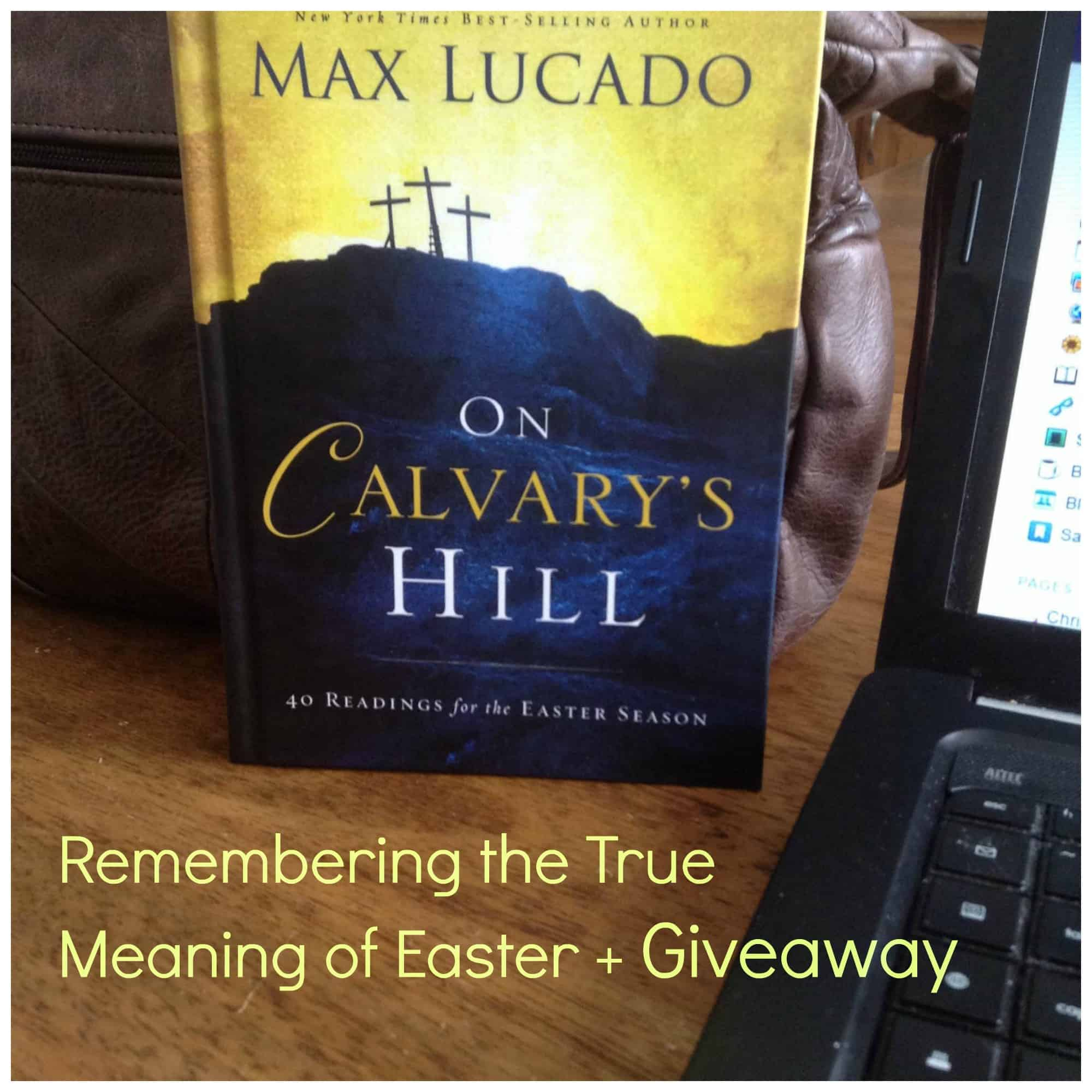 Remembering the True Meaning of Easter - Farmer's Wife Rambles