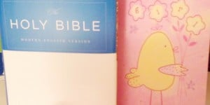 3 Reasons Moms Should Spend Time in God's Word + MEV Thinline Reference Bible Giveaway