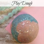 Cotton Candy Scented Recipe For Playdough