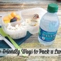 This year, I've been more focused on packing my kids healthier lunch options, but also environmentally friendly lunch options. Check out these eco-friendly ways to pack a lunch. - Farmer's Wife Rambles