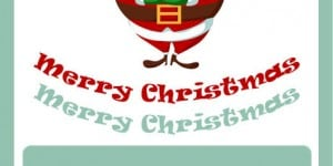 Free Printable Christmas Gift Tags