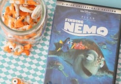 finding nemo family movie night