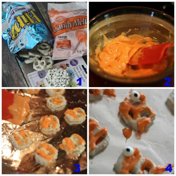 finding nemo snack
