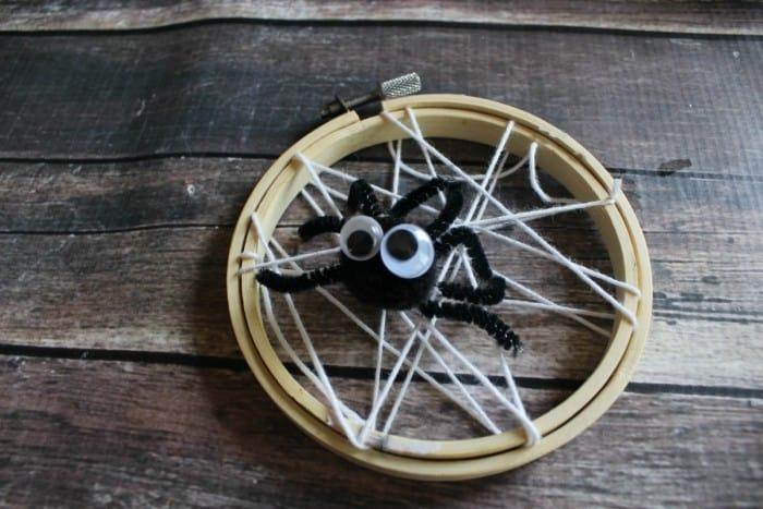 charlotte's web craft