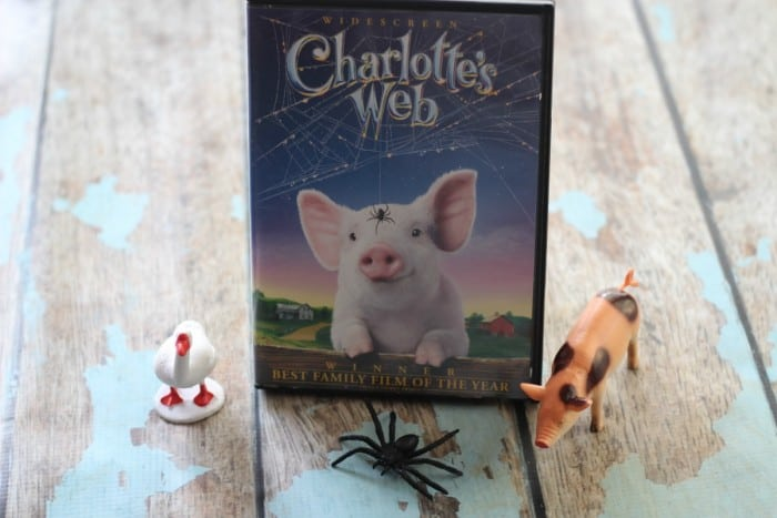 charlottes web movie night