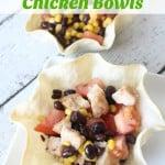 10 Minute Southwest Chicken Bowls