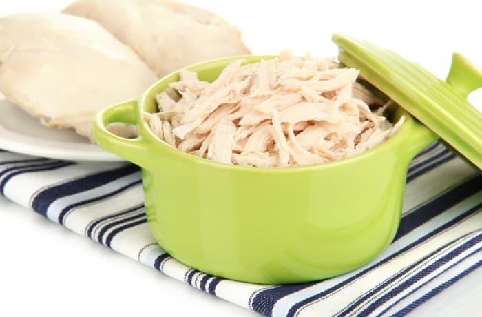 Shredded Chicken 3 Meals