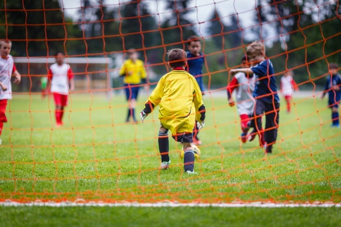 You can emphasize that sports aren't only a great, fun way to meet people and to make new friends, but you should also educate your kids about why they need to get their body active.