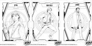 Solo Star Wars Free Coloring Pages