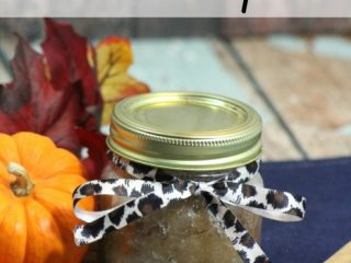 Cinnamon Roll Body Scrub Recipe