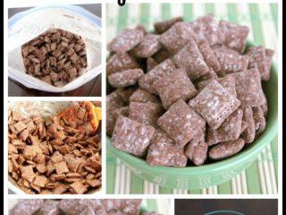 Cocoa Muddy Buddies Recipe